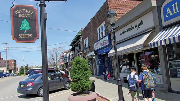 Beverly rd shops(JM)