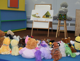 Stuffed Animal Party