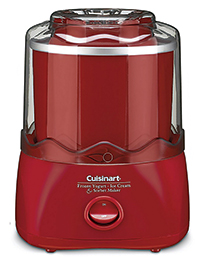 Cusinart home ice cream makeri