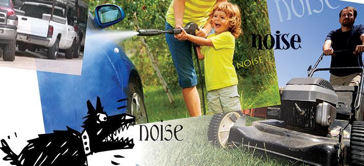 Noise-SPOT