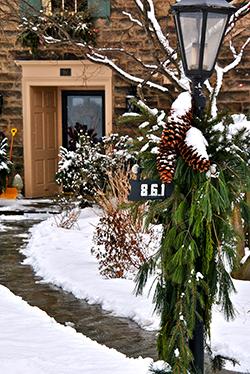 VA manor christmas