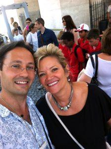 Rich Brunn and Bonnie Mesing