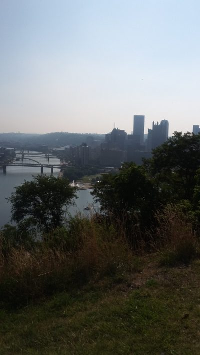hiking in pitt! (2)
