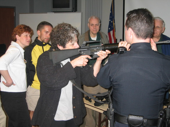 The Mt. Lebanon Citizen Police Academy gives residents some insight into many aspects of law enforcement.