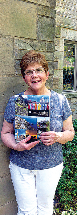 Judy Sutton believes Smithsonian Journeys is a great way to go.