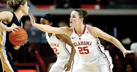 Whitney Jones was a standout basketball player for the University of Oklahoma, where she and Landry met. Drafted by the San Antonio Silver Stars of the WNBA, multiple knee surgeries while in college prevented her from taking the opportunity.