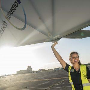 Solar Impulse Paige Kassalen 2