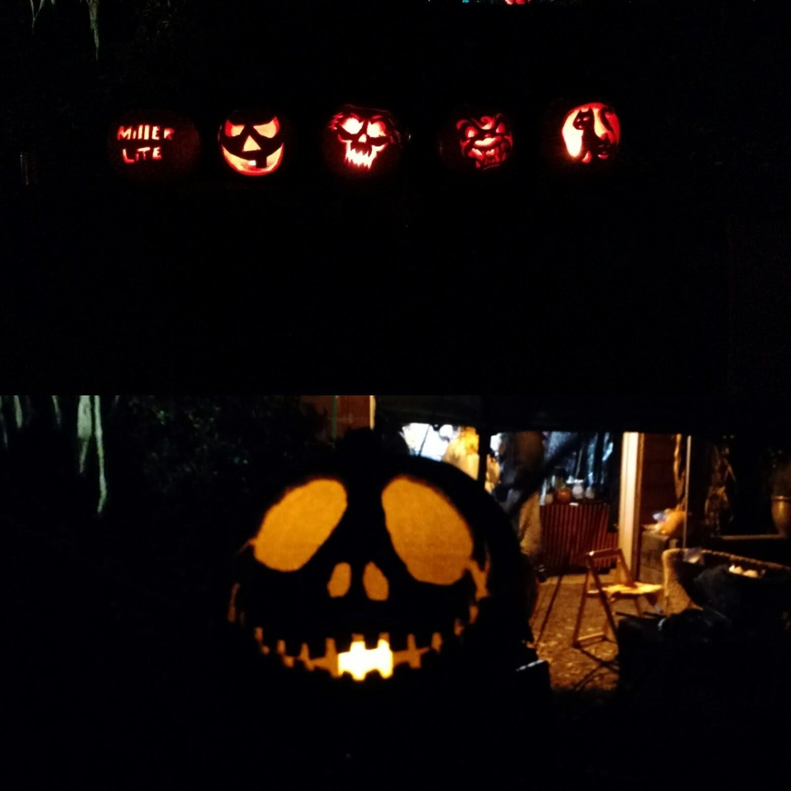 Instagram pumpkins