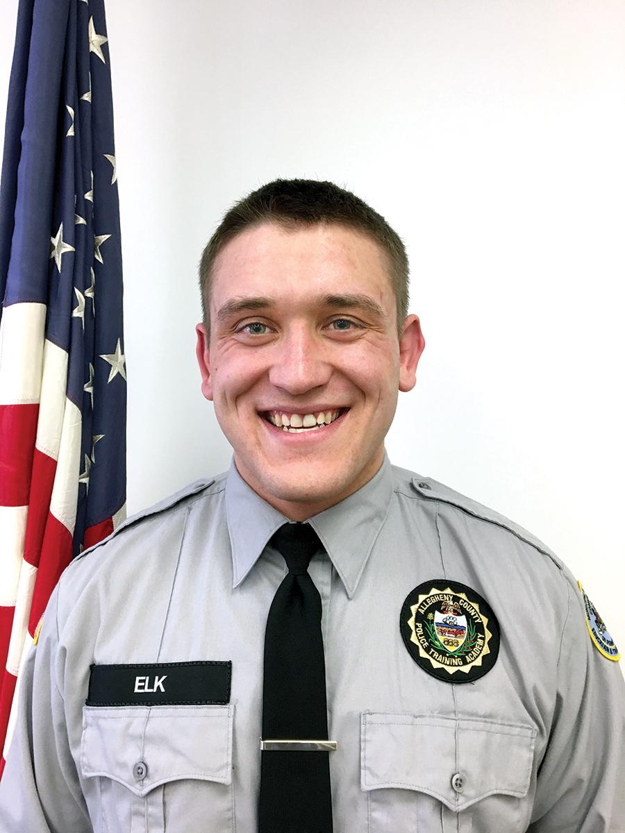 Officer Jacob Elk