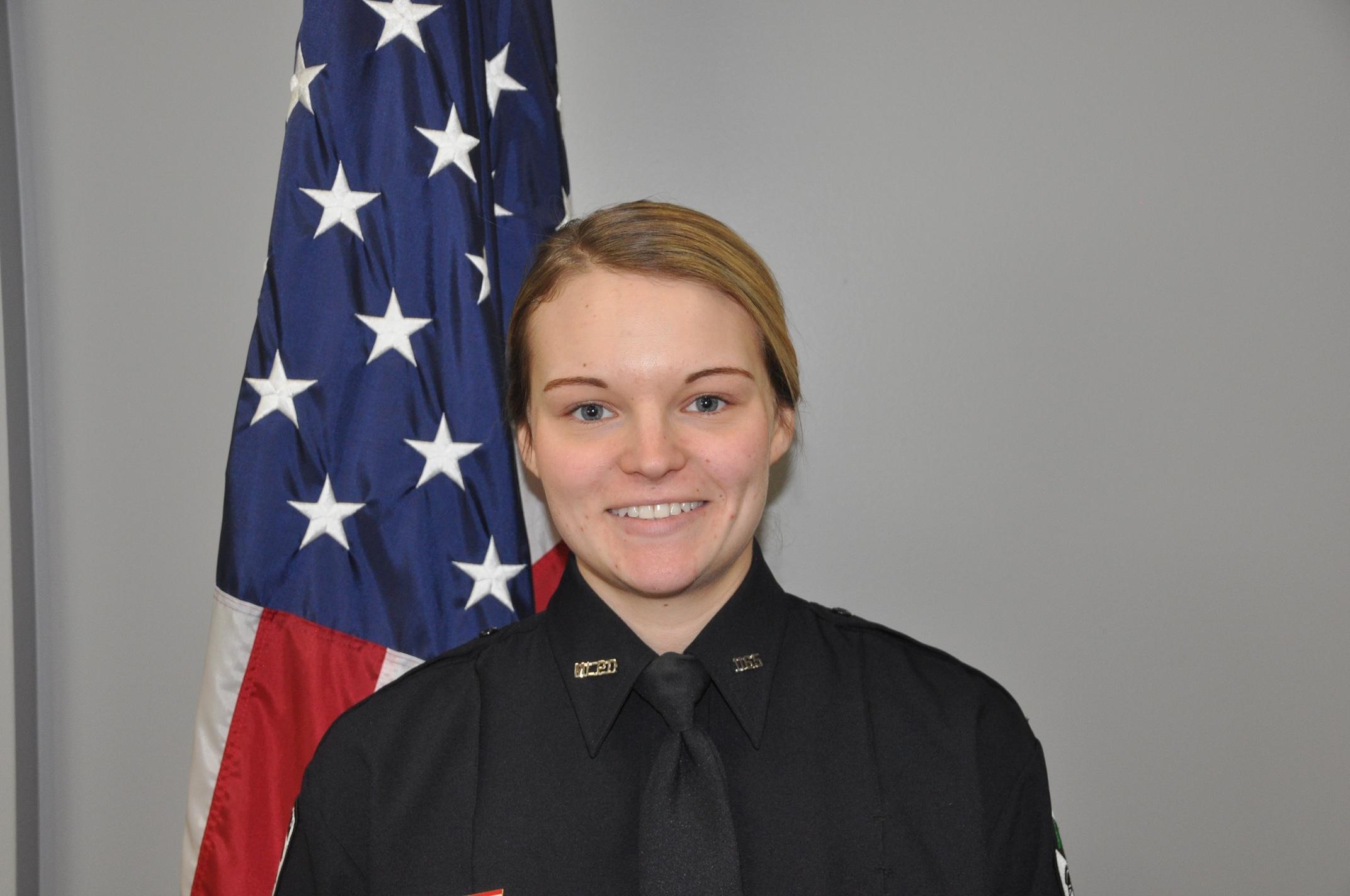 Officer Hayley Barto