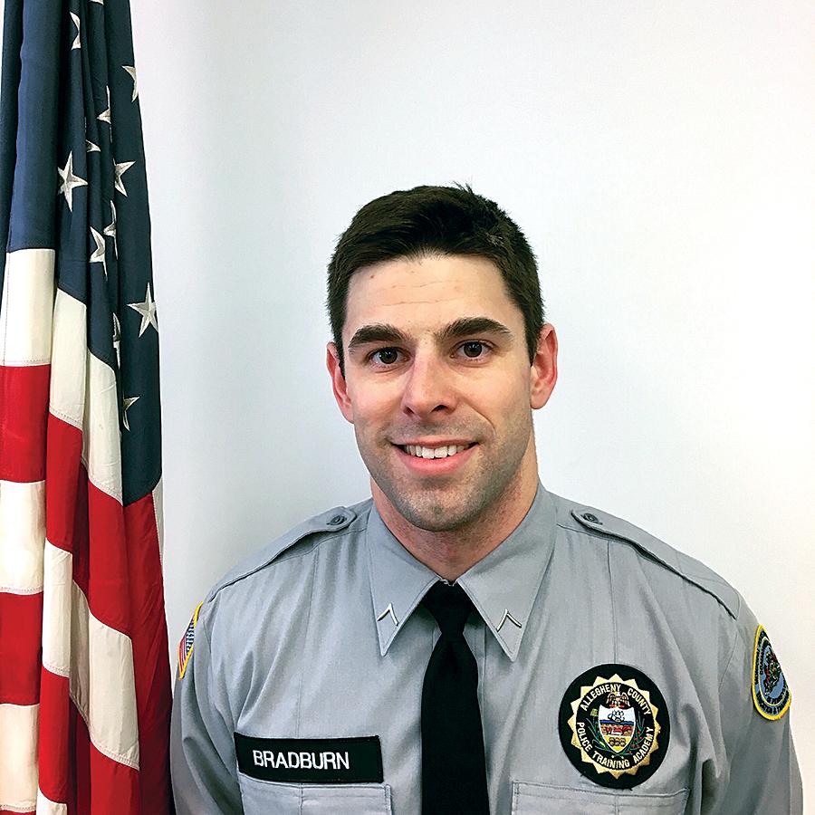 Officer Matt Bradburn