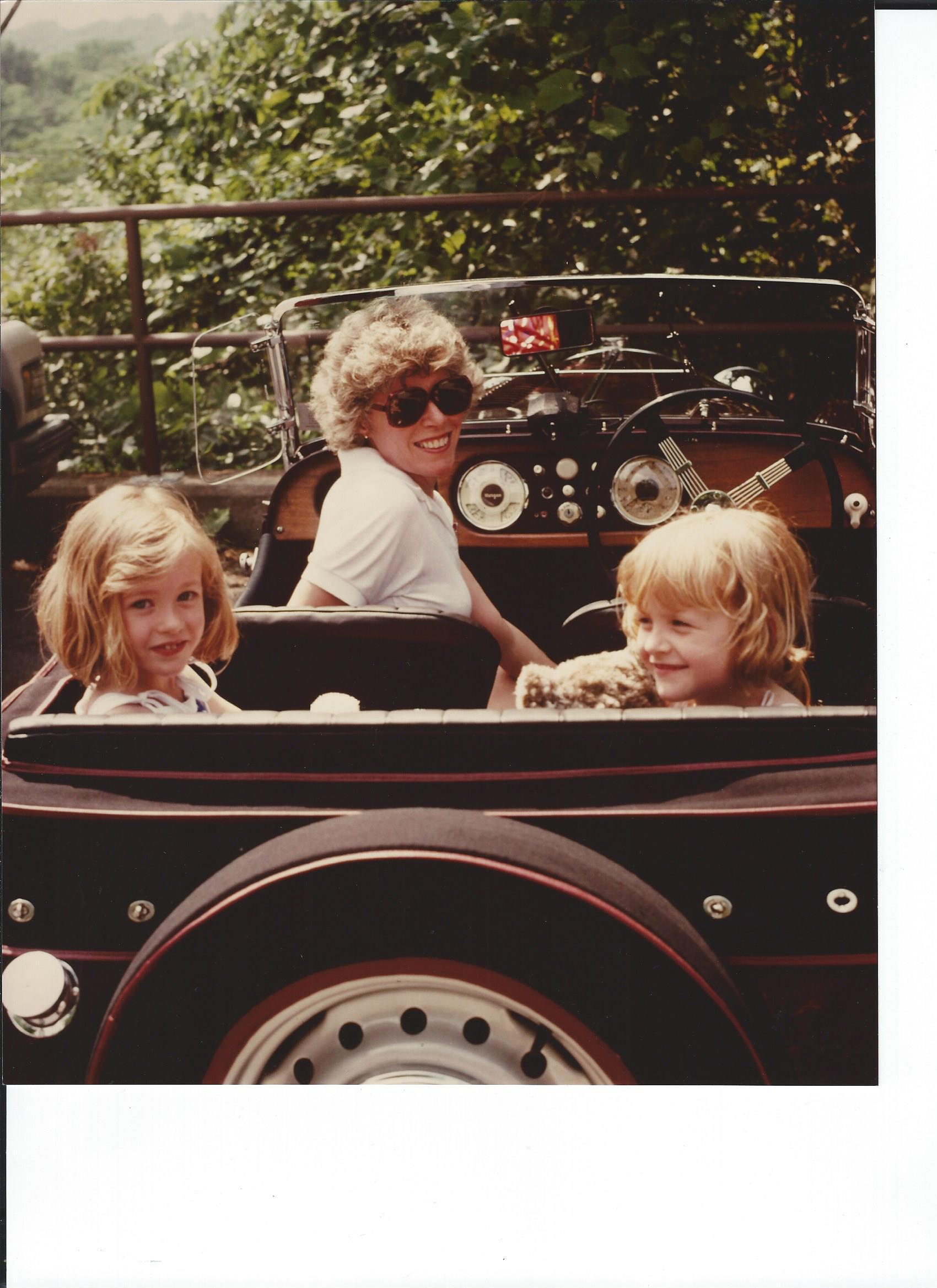 Judie with Dana(r) & Krista