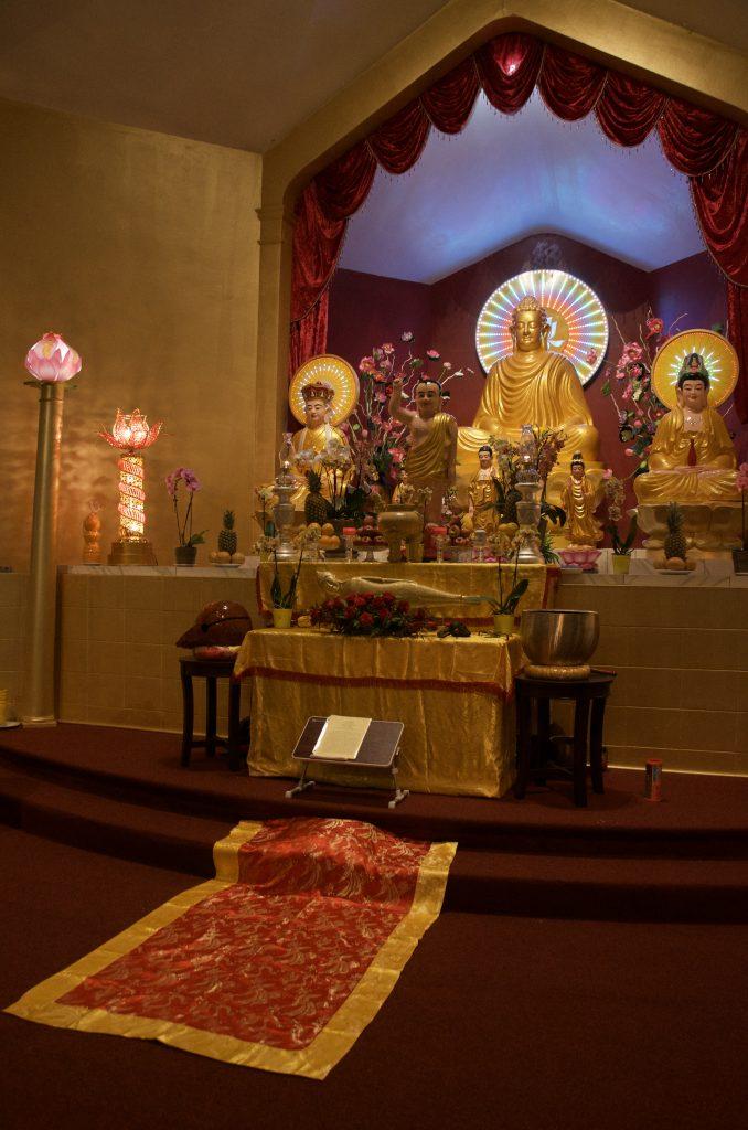 Thien Vien Van Hanh Monastery