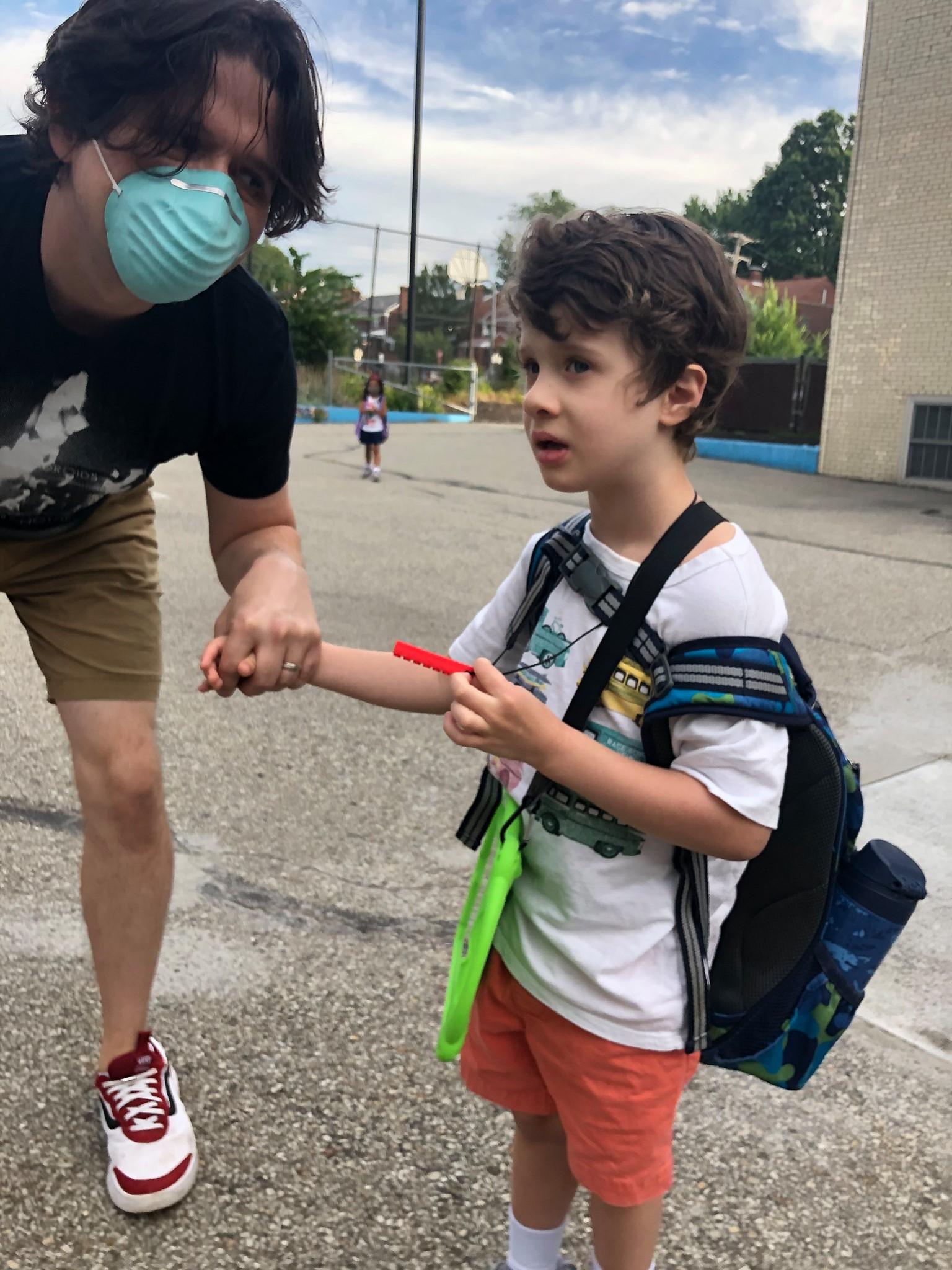 """Posted by Julie Lelevier, """"Kindergarten!👑"""""""