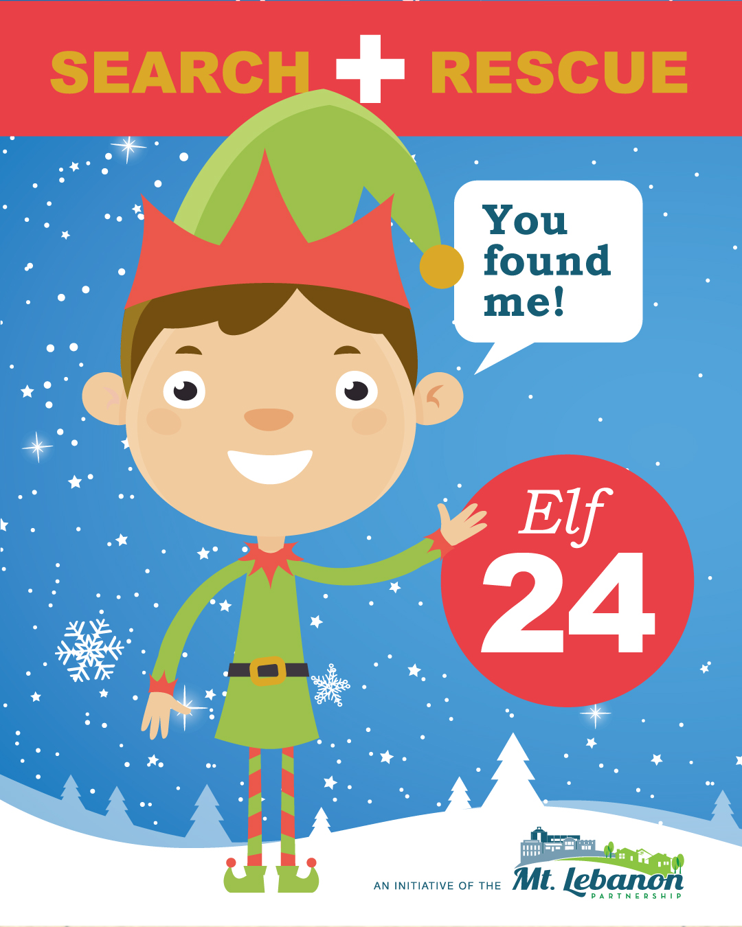 Can you find all the elves?