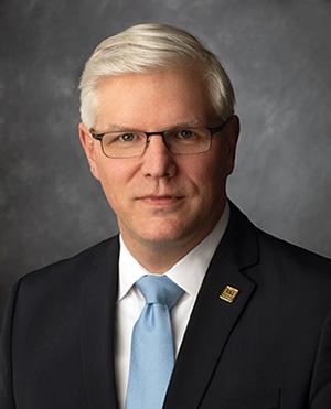 Ward 5 Commissioner Andrew Flynn.