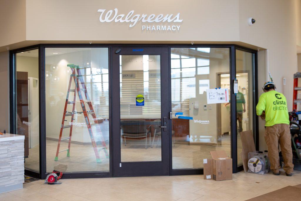 Walgreens Pharmacy exterior