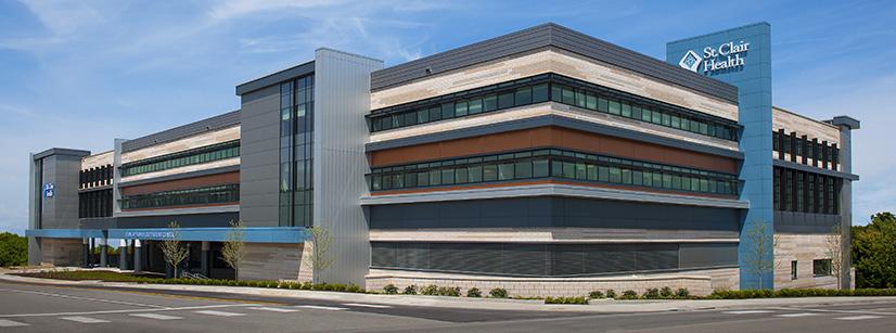 St. Clair Health Dunlap Family Outpatient Center.