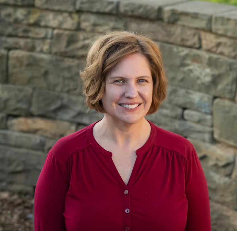 Portrait of Stacie Rohrbach.